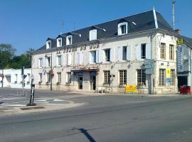 La Gerbe De Ble, Chevilly (рядом с городом Saint-Péravy-la-Colombe)