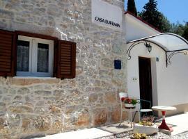 Casa Eufemia, Marasi (рядом с городом Kloštar)