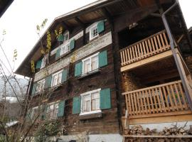 BnB Hasatrog Jenaz, Jenaz (Küblis yakınında)