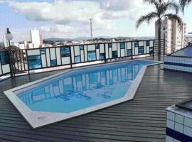Hotel Plaza Inn Flat Residence, Alfenas (Alfredo Manso yakınında)