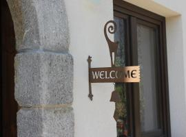 Affittacamere GIUSY&GRESIA, Buonabitacolo (Montesano sulla Marcellana yakınında)