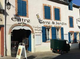 Entre Cave et jardin, Hautvillers