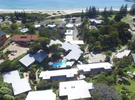 Tathra Beach House Holiday Apartments, Tathra (Tanja yakınında)