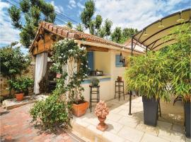 Studio Holiday Home in Arles, Alberon, Saliers (рядом с городом Сен-Жиль)