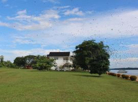 Baganara Island Resort, Poterima (рядом с городом san martin)