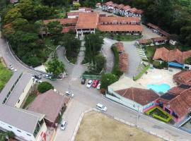 Caparaó Parque Hotel, Caparaó Velho