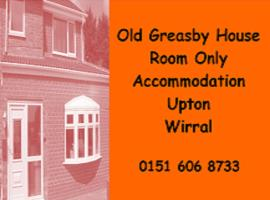 Old Greasby House, Wirral