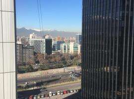 Departamento El Cerro, Santiago (Lo Contador yakınında)