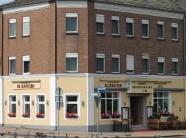 Hotel Rheinischer Hof, Geldern (Issum yakınında)