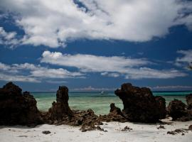 Verani Beach Lodge - Pemba Island, Zanzibar, Tanzania, Miperani (рядом с регионом Chakechake)