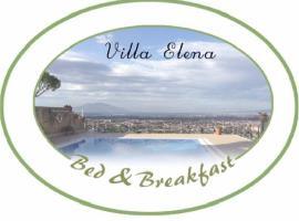 B&B Villa Elena, Casertavecchia (San Leucio yakınında)