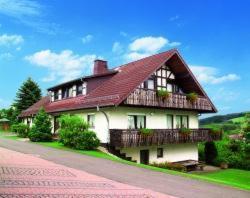 Landgasthof & Hotel Jossatal, Breitenbach am Herzberg (Wehrda yakınında)