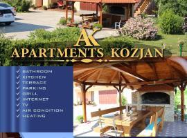 Apartments Kozjan, Карловац (рядом с городом Draganići)