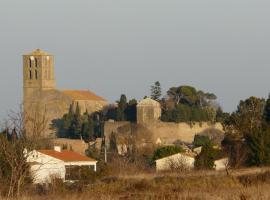 Château de Puichéric, Puicheric (рядом с городом Saint-Couat-d'Aude)