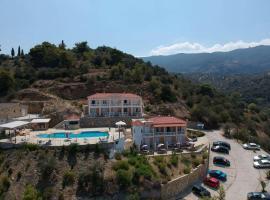 Poros View, Галатас