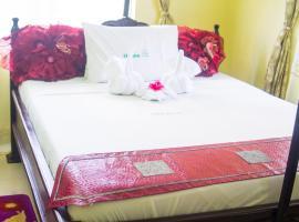 CBA Hotel Tanga, Танга