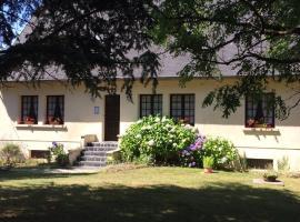 Chambre d'hotes La Montagne, Lessay (рядом с городом Saint-Patrice-de-Claids)