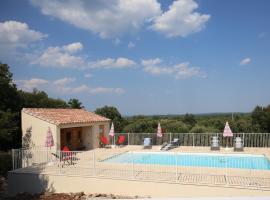 Maison Fleur, Méjannes-le-Clap (рядом с городом Rochegude-Gard)