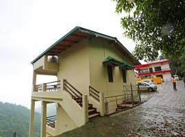 OYO 9190 Home 1BHK Valley View Baldiyakhan, Nainital
