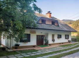 Apartments Zakrasnik