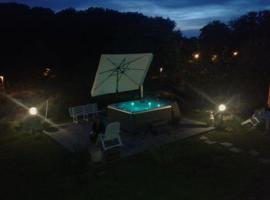 Relais Argia, Manziana (Berdekatan Bracciano)