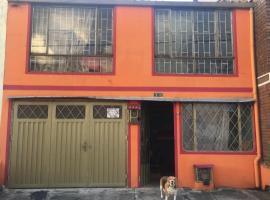 Casa familia Hurtado, Bogotá (Bosa yakınında)