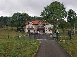 Guest House Good Night, Donji Babin Potok (рядом с городом Gornji Babin Potok)