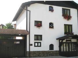 Къща за Гости Войно