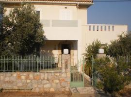 Maison Catherine, Korfos (рядом с городом Nisís Evraíos)