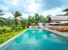 Tinidee Golf Resort at Phuket