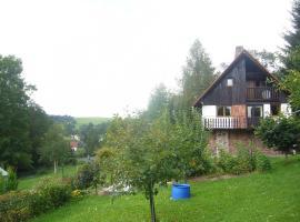 Villa Blaauw, Žacléř (Poříčí yakınında)
