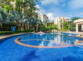 Yalong Bay Leju Tropical Coquette Apartment