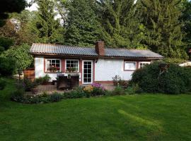 Ferienhaus zum Vogelnest, Thale (Neinstedt yakınında)