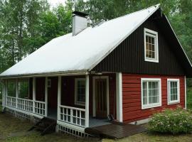 Cottage Suvikumpu, Välijoki (рядом с городом Тааветти)