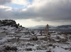 Casa Jarillas, Oria (Los Cerricos yakınında)