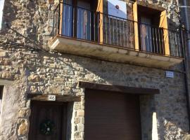 Casa Rural el Rincon de Maria, Villoslada de Cameros (Lumbreras yakınında)