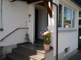 Ferienwohnung bei Michels, Ober-Kinzig (Brensbach yakınında)