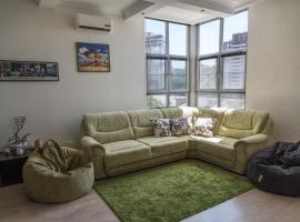 Уютная Дизайнерская Квартира