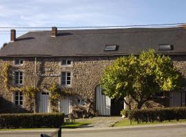 B&B Le Secret Du Bois, Bourseigne-Vieille (Felenne yakınında)