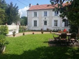 gite du moulin de Billonneau, Жонзак (рядом с городом Saint-Maurice-de-Tavernole)