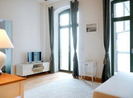 Leipzig- Suites Apartments Zentrum Harkort