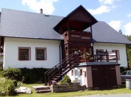 Penzion Edelštejn, Petrovice