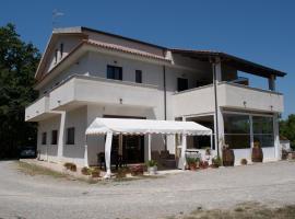 B&B La Timpa Del Cucco, Roccagloriosa (Torre Orsaia yakınında)