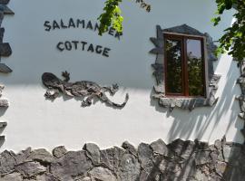 Salamander Cottage, Car (Zaqatala yakınında)