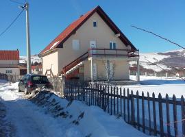 Kuća za odmor Kupres Šuica, Šujica (Tomislavgrad yakınında)