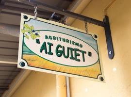 Agriturismo Ai Guiet