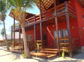 Pousada Lá em Casa, Barra Grande