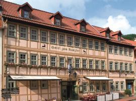 Hotel Zum Kanzler, Stolberg (Harz)