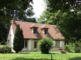 Gîte du Parc du château, Bailleau-l'Évêque
