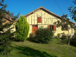 The Lodge at Lafontan, Labarthète (рядом с городом Castetpugon)